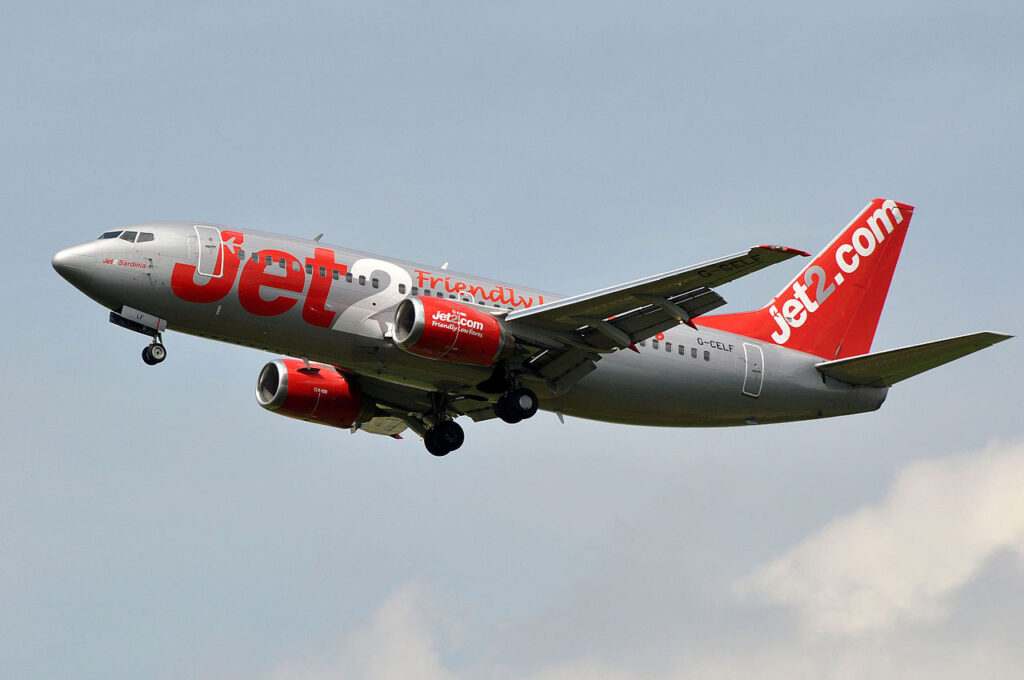 how to get your bike onto a jet2 flight