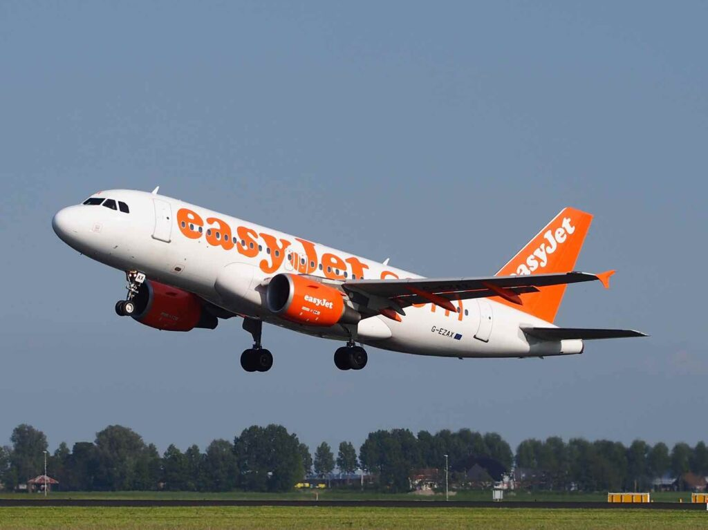 flying with you bike on easy jet