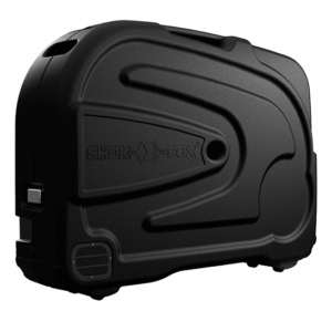 Shokbox bicycle transport case for travel